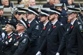 Remembrance Sunday at the Cenotaph 2015: Group M15, St John Ambulance. Cenotaph, Whitehall, London SW1, London, Greater London, United Kingdom, on 08 November 2015 at 12:16, image #1509