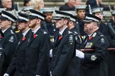 Remembrance Sunday at the Cenotaph 2015: Group M15, St John Ambulance. Cenotaph, Whitehall, London SW1, London, Greater London, United Kingdom, on 08 November 2015 at 12:16, image #1510