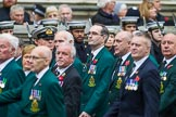 Remembrance Sunday at the Cenotaph 2015: Group M19, Royal Ulster Constabulary (GC) Association. Cenotaph, Whitehall, London SW1, London, Greater London, United Kingdom, on 08 November 2015 at 12:16, image #1531