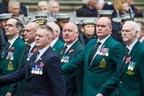 Remembrance Sunday at the Cenotaph 2015: Group M19, Royal Ulster Constabulary (GC) Association. Cenotaph, Whitehall, London SW1, London, Greater London, United Kingdom, on 08 November 2015 at 12:16, image #1532