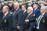 Remembrance Sunday at the Cenotaph 2015: Group M20, Ulster Special Constabulary Association. Cenotaph, Whitehall, London SW1, London, Greater London, United Kingdom, on 08 November 2015 at 12:17, image #1541