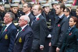 Remembrance Sunday at the Cenotaph 2015: Group M20, Ulster Special Constabulary Association. Cenotaph, Whitehall, London SW1, London, Greater London, United Kingdom, on 08 November 2015 at 12:17, image #1543