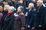 Remembrance Sunday at the Cenotaph 2015: Group M23, Civilians Representing Families. Cenotaph, Whitehall, London SW1, London, Greater London, United Kingdom, on 08 November 2015 at 12:17, image #1567