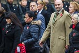 Remembrance Sunday at the Cenotaph 2015: Group M23, Civilians Representing Families. Cenotaph, Whitehall, London SW1, London, Greater London, United Kingdom, on 08 November 2015 at 12:17, image #1570