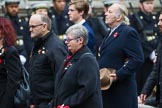 Remembrance Sunday at the Cenotaph 2015: Group M23, Civilians Representing Families. Cenotaph, Whitehall, London SW1, London, Greater London, United Kingdom, on 08 November 2015 at 12:17, image #1574