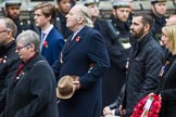 Remembrance Sunday at the Cenotaph 2015: Group M23, Civilians Representing Families. Cenotaph, Whitehall, London SW1, London, Greater London, United Kingdom, on 08 November 2015 at 12:17, image #1575