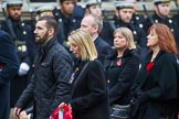 Remembrance Sunday at the Cenotaph 2015: Group M23, Civilians Representing Families. Cenotaph, Whitehall, London SW1, London, Greater London, United Kingdom, on 08 November 2015 at 12:17, image #1576