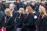 Remembrance Sunday at the Cenotaph 2015: Group M23, Civilians Representing Families. Cenotaph, Whitehall, London SW1, London, Greater London, United Kingdom, on 08 November 2015 at 12:17, image #1577
