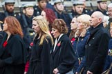 Remembrance Sunday at the Cenotaph 2015: Group M23, Civilians Representing Families. Cenotaph, Whitehall, London SW1, London, Greater London, United Kingdom, on 08 November 2015 at 12:17, image #1578
