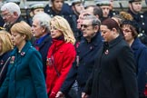 Remembrance Sunday at the Cenotaph 2015: Group M23, Civilians Representing Families. Cenotaph, Whitehall, London SW1, London, Greater London, United Kingdom, on 08 November 2015 at 12:17, image #1580