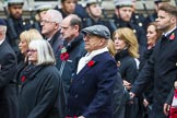 Remembrance Sunday at the Cenotaph 2015: Group M23, Civilians Representing Families. Cenotaph, Whitehall, London SW1, London, Greater London, United Kingdom, on 08 November 2015 at 12:17, image #1584