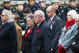 Remembrance Sunday at the Cenotaph 2015: Group M23, Civilians Representing Families. Cenotaph, Whitehall, London SW1, London, Greater London, United Kingdom, on 08 November 2015 at 12:17, image #1587