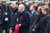Remembrance Sunday at the Cenotaph 2015: Group M24, Royal Mail Group Ltd. Cenotaph, Whitehall, London SW1, London, Greater London, United Kingdom, on 08 November 2015 at 12:17, image #1589