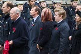 Remembrance Sunday at the Cenotaph 2015: Group M24, Royal Mail Group Ltd. Cenotaph, Whitehall, London SW1, London, Greater London, United Kingdom, on 08 November 2015 at 12:17, image #1590