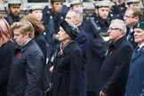 Remembrance Sunday at the Cenotaph 2015: Group M24, Royal Mail Group Ltd. Cenotaph, Whitehall, London SW1, London, Greater London, United Kingdom, on 08 November 2015 at 12:17, image #1591