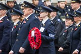 Remembrance Sunday at the Cenotaph 2015: Group M25, Royal Society for the Prevention of Cruelty to Animals. Cenotaph, Whitehall, London SW1, London, Greater London, United Kingdom, on 08 November 2015 at 12:17, image #1596