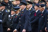 Remembrance Sunday at the Cenotaph 2015: Group M25, Royal Society for the Prevention of Cruelty to Animals. Cenotaph, Whitehall, London SW1, London, Greater London, United Kingdom, on 08 November 2015 at 12:17, image #1598