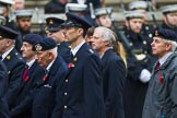 Remembrance Sunday at the Cenotaph 2015: Group M25, Royal Society for the Prevention of Cruelty to Animals. Cenotaph, Whitehall, London SW1, London, Greater London, United Kingdom, on 08 November 2015 at 12:17, image #1599