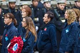 Remembrance Sunday at the Cenotaph 2015: Group M26, The Blue Cross. Cenotaph, Whitehall, London SW1, London, Greater London, United Kingdom, on 08 November 2015 at 12:18, image #1604
