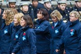 Remembrance Sunday at the Cenotaph 2015: Group M26, The Blue Cross. Cenotaph, Whitehall, London SW1, London, Greater London, United Kingdom, on 08 November 2015 at 12:18, image #1771