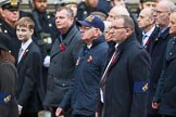Remembrance Sunday at the Cenotaph 2015: Group M28, HM Ships Glorious Ardent & ACASTA Association. Cenotaph, Whitehall, London SW1, London, Greater London, United Kingdom, on 08 November 2015 at 12:18, image #1615
