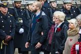 Remembrance Sunday at the Cenotaph 2015: Group M30, Fighting G Club. Cenotaph, Whitehall, London SW1, London, Greater London, United Kingdom, on 08 November 2015 at 12:18, image #1620