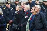 Remembrance Sunday at the Cenotaph 2015: Group M31, Malayan Volunteers Group. Cenotaph, Whitehall, London SW1, London, Greater London, United Kingdom, on 08 November 2015 at 12:18, image #1622