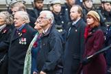 Remembrance Sunday at the Cenotaph 2015: Group M31, Malayan Volunteers Group. Cenotaph, Whitehall, London SW1, London, Greater London, United Kingdom, on 08 November 2015 at 12:18, image #1623