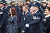 Remembrance Sunday at the Cenotaph 2015: Group M33, Ministry of Defence. Cenotaph, Whitehall, London SW1, London, Greater London, United Kingdom, on 08 November 2015 at 12:18, image #1629