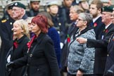 Remembrance Sunday at the Cenotaph 2015: Group M34, TRBL Non Ex-Service Members. Cenotaph, Whitehall, London SW1, London, Greater London, United Kingdom, on 08 November 2015 at 12:18, image #1635