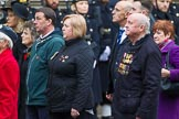 Remembrance Sunday at the Cenotaph 2015: Group M34, TRBL Non Ex-Service Members. Cenotaph, Whitehall, London SW1, London, Greater London, United Kingdom, on 08 November 2015 at 12:18, image #1641