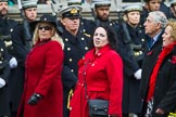 Remembrance Sunday at the Cenotaph 2015: Group M38, Shot at Dawn Pardons Campaign. Cenotaph, Whitehall, London SW1, London, Greater London, United Kingdom, on 08 November 2015 at 12:19, image #1654