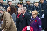 Remembrance Sunday at the Cenotaph 2015: Group M38, Shot at Dawn Pardons Campaign. Cenotaph, Whitehall, London SW1, London, Greater London, United Kingdom, on 08 November 2015 at 12:19, image #1656