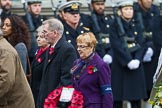 Remembrance Sunday at the Cenotaph 2015: Group M38, Shot at Dawn Pardons Campaign. Cenotaph, Whitehall, London SW1, London, Greater London, United Kingdom, on 08 November 2015 at 12:19, image #1657