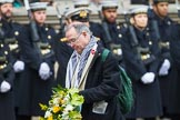 Remembrance Sunday at the Cenotaph 2015: Group M39, Royal Antediluvian Order of Buffaloes. Cenotaph, Whitehall, London SW1, London, Greater London, United Kingdom, on 08 November 2015 at 12:19, image #1658