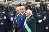 Remembrance Sunday at the Cenotaph 2015: Group M39, Royal Antediluvian Order of Buffaloes. Cenotaph, Whitehall, London SW1, London, Greater London, United Kingdom, on 08 November 2015 at 12:19, image #1661
