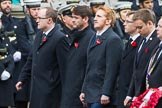Remembrance Sunday at the Cenotaph 2015: Group M40, National Association of Round Tables. Cenotaph, Whitehall, London SW1, London, Greater London, United Kingdom, on 08 November 2015 at 12:19, image #1662