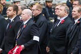 Remembrance Sunday at the Cenotaph 2015: Group M40, National Association of Round Tables. Cenotaph, Whitehall, London SW1, London, Greater London, United Kingdom, on 08 November 2015 at 12:19, image #1663