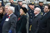 Remembrance Sunday at the Cenotaph 2015: Group M42, Rotary International. Cenotaph, Whitehall, London SW1, London, Greater London, United Kingdom, on 08 November 2015 at 12:19, image #1677