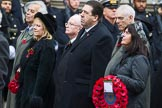Remembrance Sunday at the Cenotaph 2015: Group M42, Rotary International. Cenotaph, Whitehall, London SW1, London, Greater London, United Kingdom, on 08 November 2015 at 12:19, image #1678