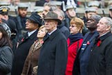 Remembrance Sunday at the Cenotaph 2015: Group M42, Rotary International. Cenotaph, Whitehall, London SW1, London, Greater London, United Kingdom, on 08 November 2015 at 12:19, image #1680