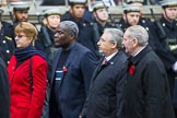 Remembrance Sunday at the Cenotaph 2015: Group M42, Rotary International. Cenotaph, Whitehall, London SW1, London, Greater London, United Kingdom, on 08 November 2015 at 12:19, image #1682