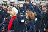 Remembrance Sunday at the Cenotaph 2015: Group M44, Equity. Cenotaph, Whitehall, London SW1, London, Greater London, United Kingdom, on 08 November 2015 at 12:19, image #1685