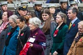 Remembrance Sunday at the Cenotaph 2015: Group M45, Romany & Traveller Society. Cenotaph, Whitehall, London SW1, London, Greater London, United Kingdom, on 08 November 2015 at 12:19, image #1689