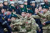 Remembrance Sunday at the Cenotaph 2015: Group M46, Sea Cadet Corps. Cenotaph, Whitehall, London SW1, London, Greater London, United Kingdom, on 08 November 2015 at 12:20, image #1694