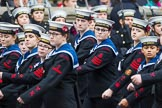 Remembrance Sunday at the Cenotaph 2015: Group M47, Combined Cadet Force. Cenotaph, Whitehall, London SW1, London, Greater London, United Kingdom, on 08 November 2015 at 12:20, image #1702