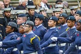 Remembrance Sunday at the Cenotaph 2015: Group M49, Air Training Corps. Cenotaph, Whitehall, London SW1, London, Greater London, United Kingdom, on 08 November 2015 at 12:20, image #1716