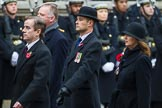 Remembrance Sunday at the Cenotaph 2015: If you know which group is shown here, please email cenotaph@haraldjoergens.com. Cenotaph, Whitehall, London SW1, London, Greater London, United Kingdom, on 08 November 2015 at 12:21, image #1763
