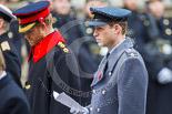 Remembrance Sunday at the Cenotaph 2015: HRH The Duke of Cambridge. Image #286, 08 November 2015 11:14 Whitehall, London, UK