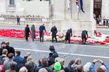 Remembrance Sunday at the Cenotaph 2015: After the March Past - another group at the Cenotaph to lay their wreaths. Image #371, 08 November 2015 12:38 Whitehall, London, UK